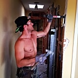 When He Was Your Fantasy Handyman