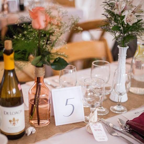 Wedding Reception Printables