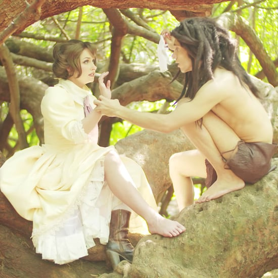 Tarzan Music Video Cover With Traci Hines