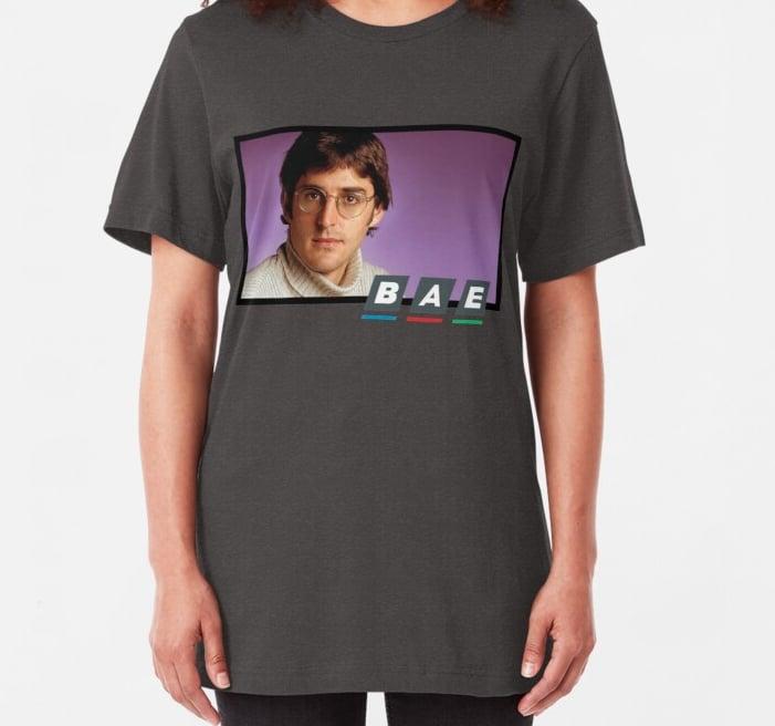 "Louis Theroux ""Bae"" T-Shirt"