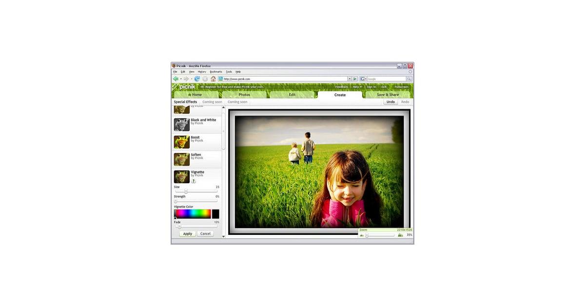 Google Acquires Photo Editing Site Picnik
