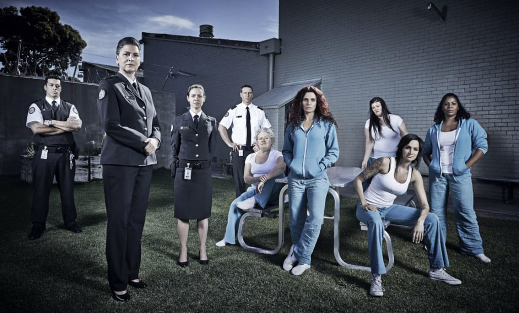 Wentworth | Best Crime TV Shows on Netflix 2018 | POPSUGAR