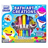 Baby Shark Bath Art Creations Set
