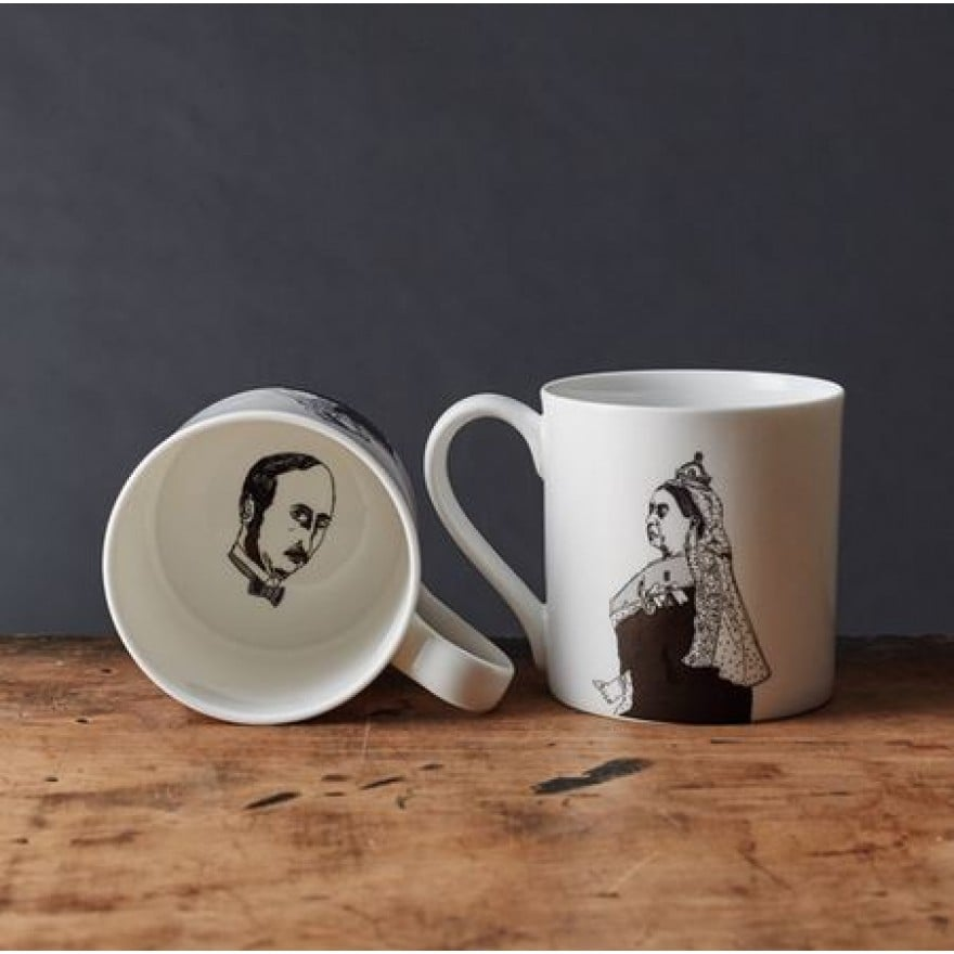 Queen Victoria Mug ($19)