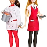 Barbie Careers Chef and Waiter Doll