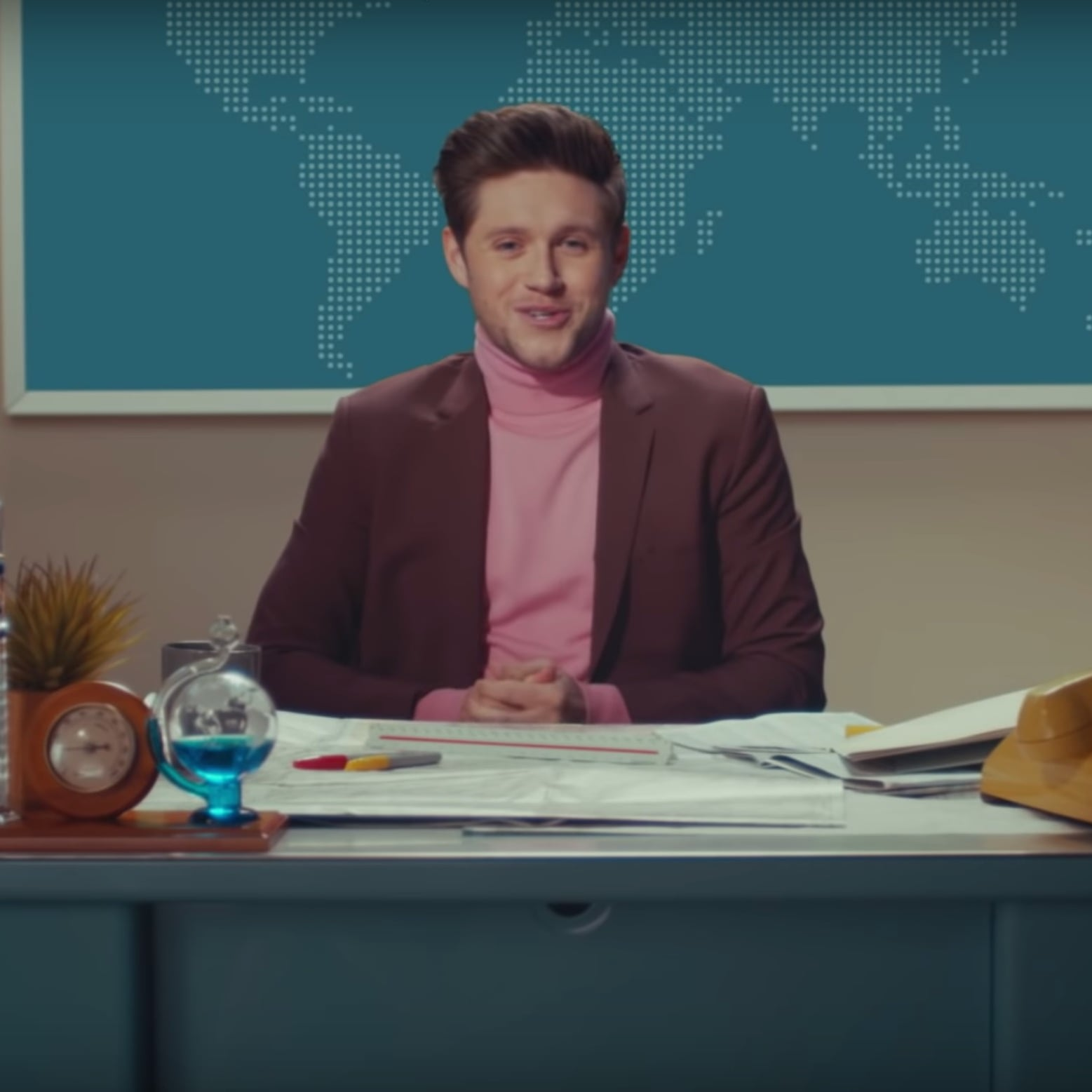 Niall Horan S Heartbreak Weather Album Details Popsugar Entertainment
