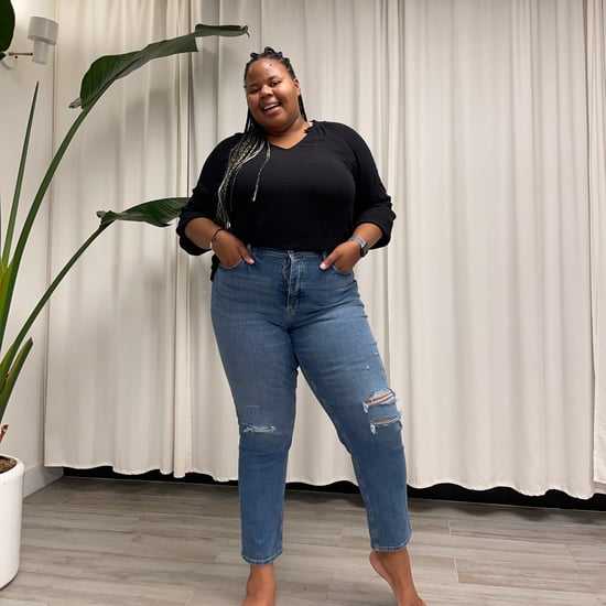 Old Navy Plus-Size Button-Fly Curvy Tall Jeans Review