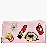 Lipstick Badge Patch Purse
