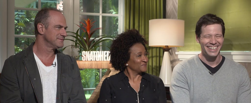 The Snatched Cast Reveals What Amy Schumer Is Like on Set