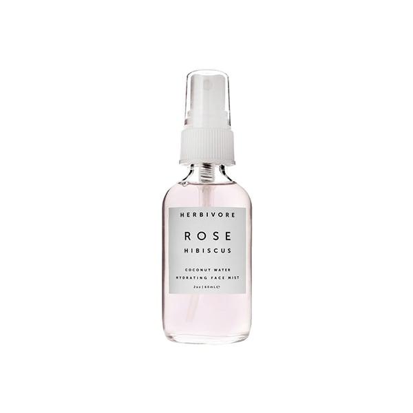 Herbivore Botanicals Rose Hibiscus Hydrating Face Mist ($45)