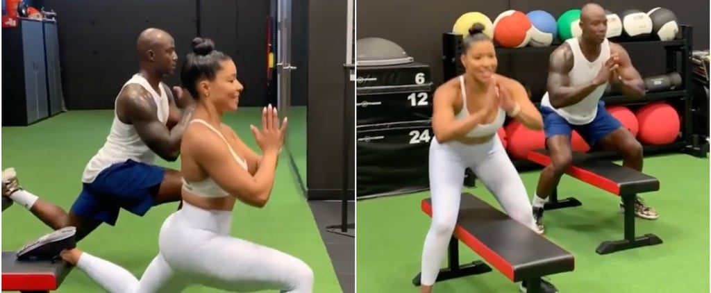 Jeanette Jenkins Bench HIIT Workout