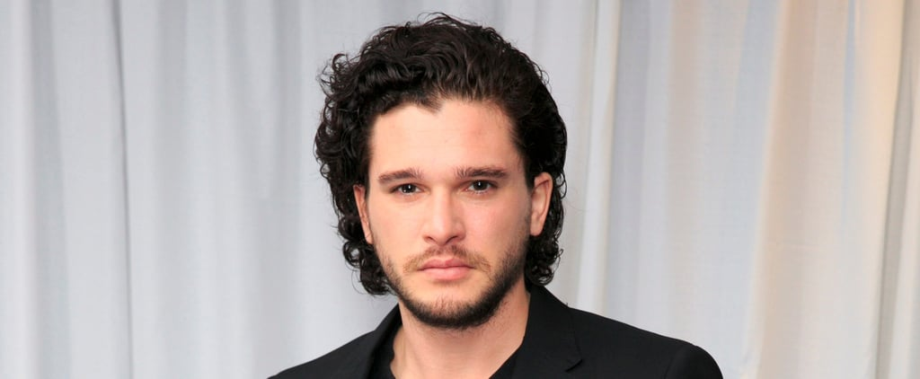 Kit Harington Short Hair