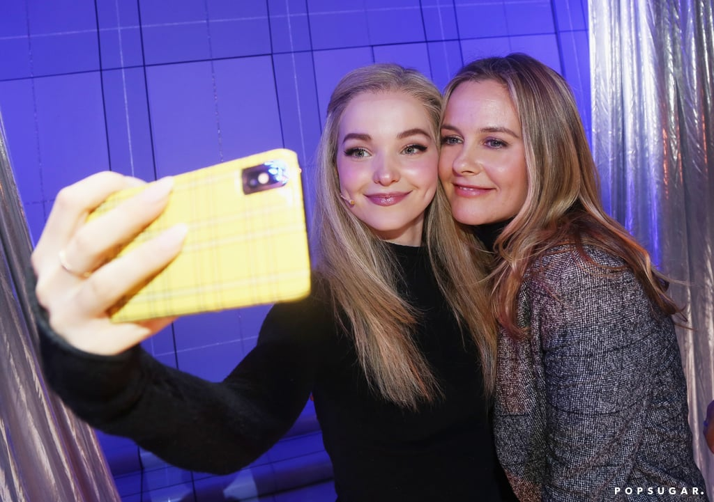 Alicia Silverstone at Clueless Musical December 2018