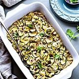 Tuna Green Chile Zoodle Casserole