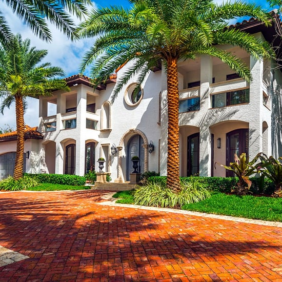 Jamie Foxx Miami Airbnb Mansion