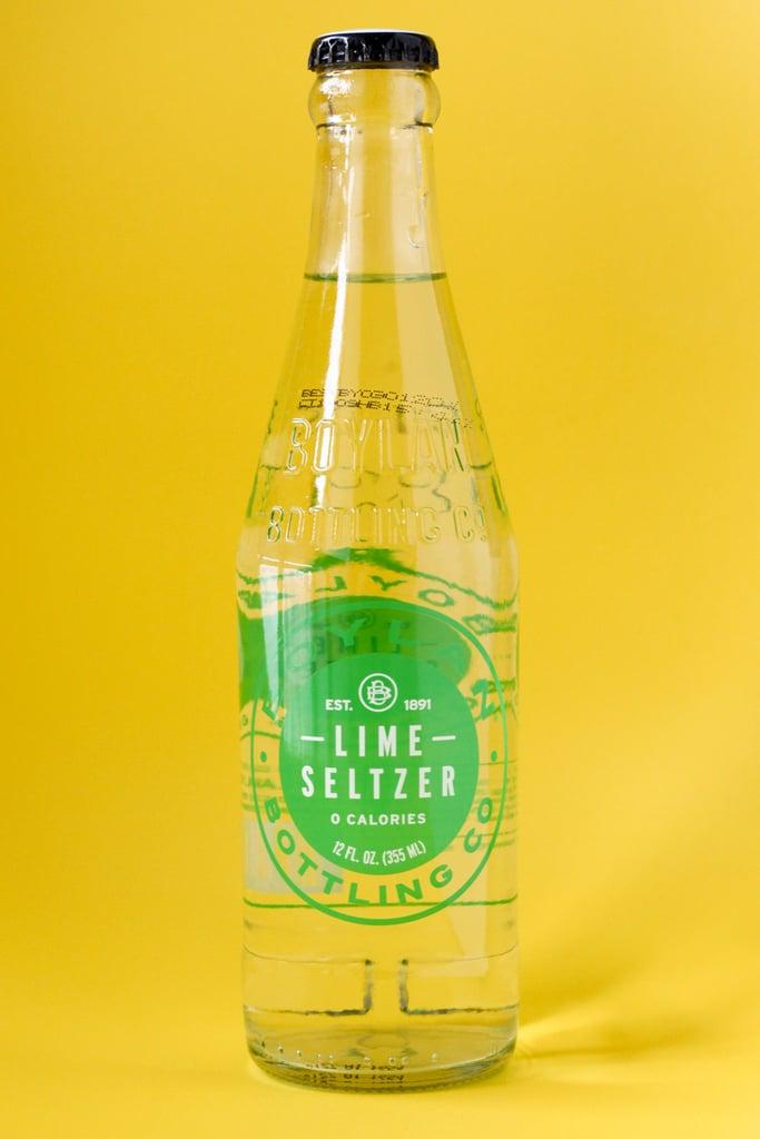 Boylan Lime Seltzer