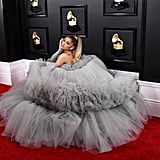 Ariana Grande at the 2020 Grammys