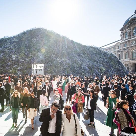 Dior Spring 2016 Show