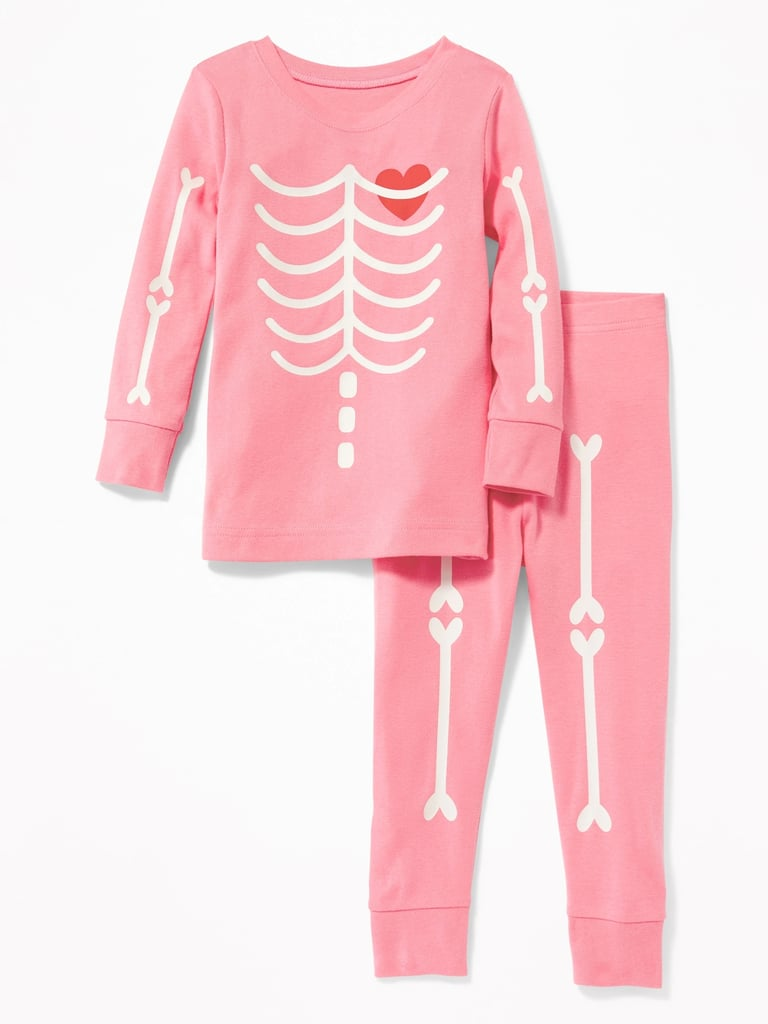 76451e21a4f7 Old Navy Glow-in-the-Dark Sleep Set