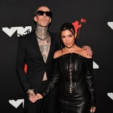Kourtney Kardashian and Travis Barker Are Engaged -See the Romantic Beach Proposal