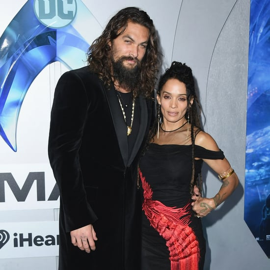 Jason Momoa Talking About Lisa Bonet December 2018