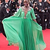 Lupita Nyong'o, 2015 Cannes