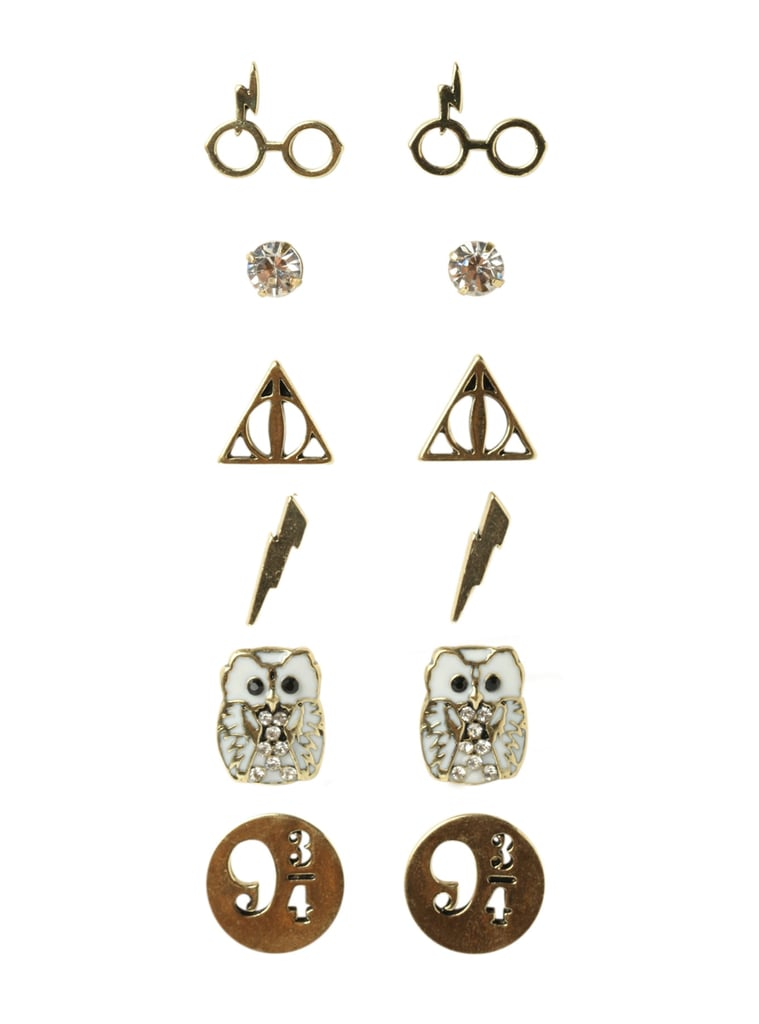 Harry Potter Assorted Stud Earring Set