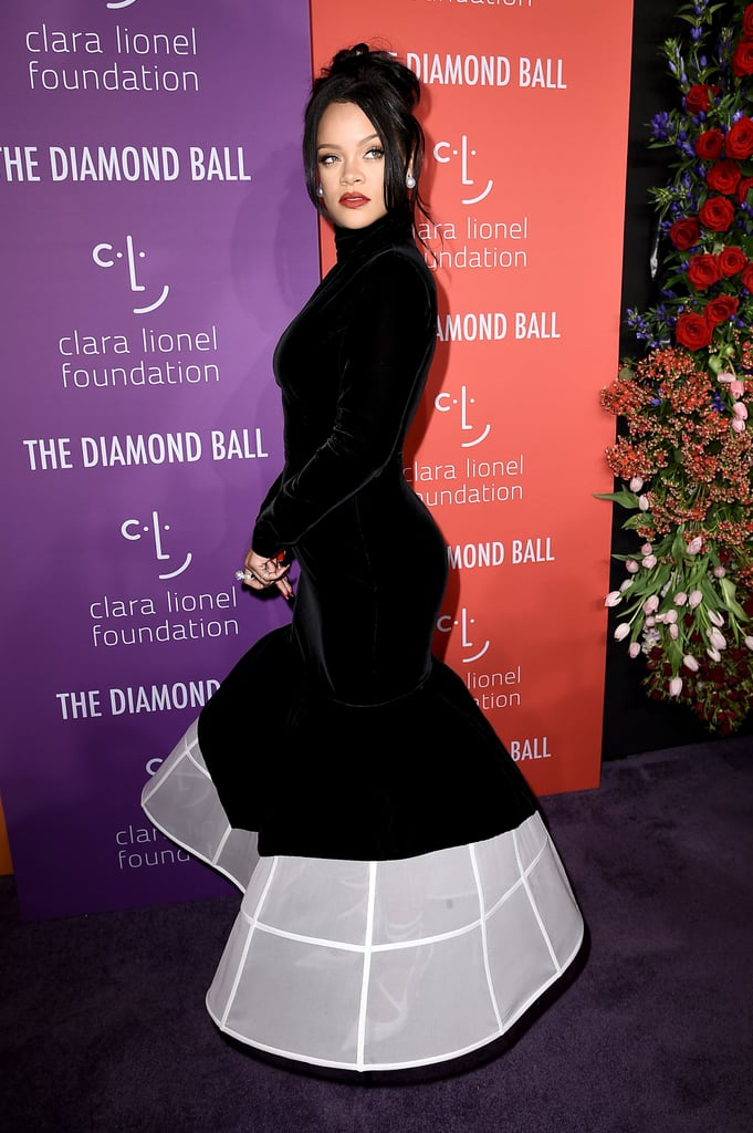 Rihanna at the 2019 Diamond Ball