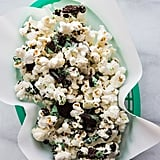 Mint Cookies-and-Cream Popcorn