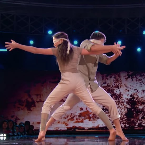 Kaycee Rice and Sean Lew Blindfolded World of Dance Video