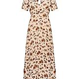 Pixie Market Floral Maxi Dress