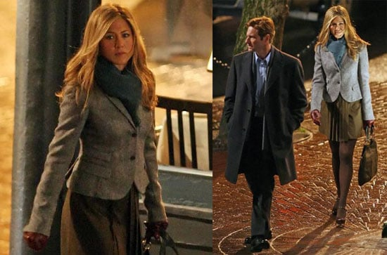 Jennifer Aniston Is a Business Traveler