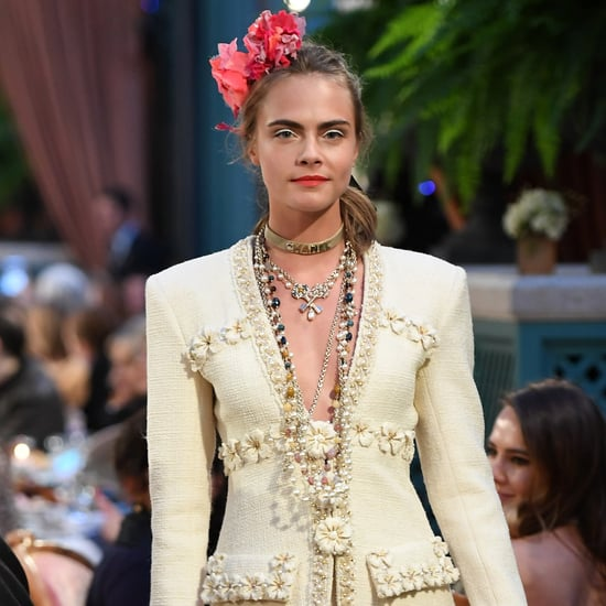 Chanel Metiers D'Art show in Paris 2016