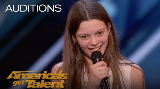 Courtney Hadwin on America's Got Talent Video