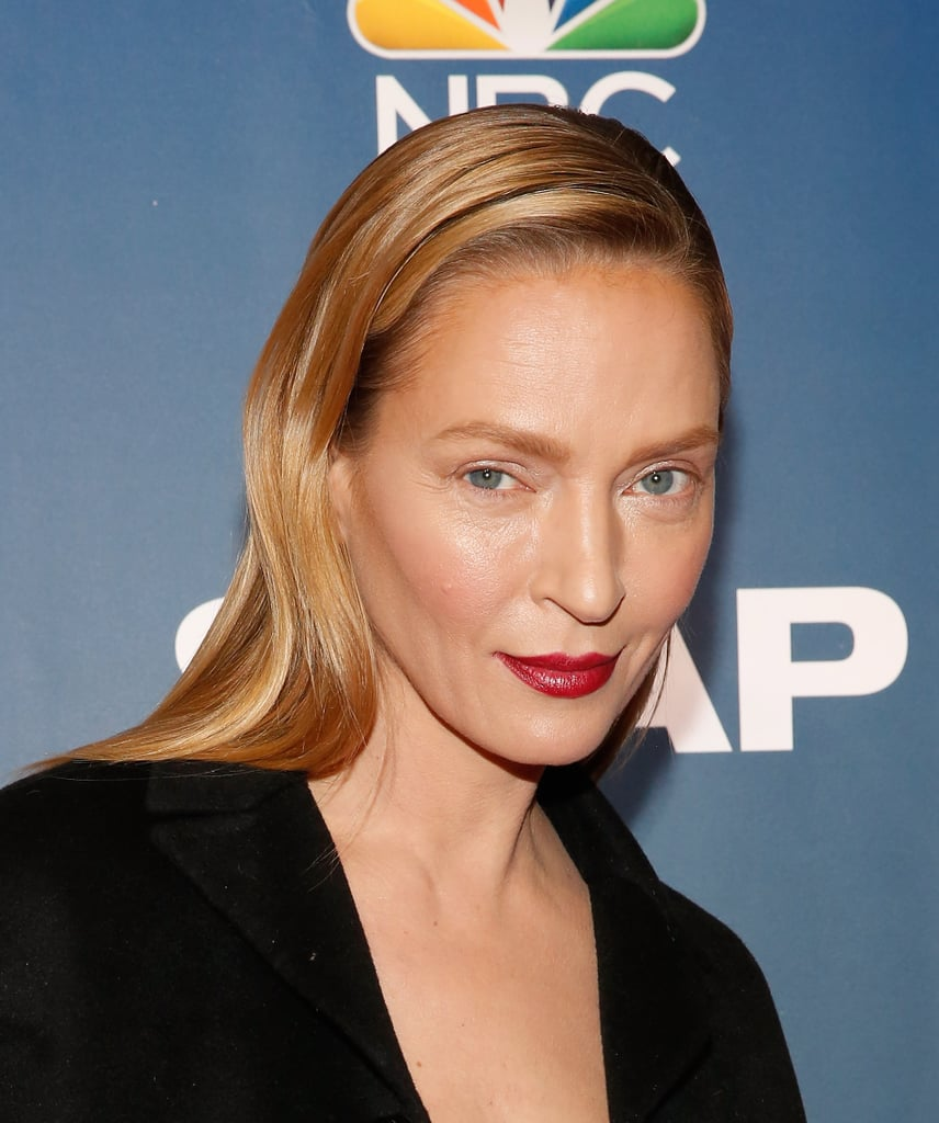 Uma Thurman Changed How She Looks
