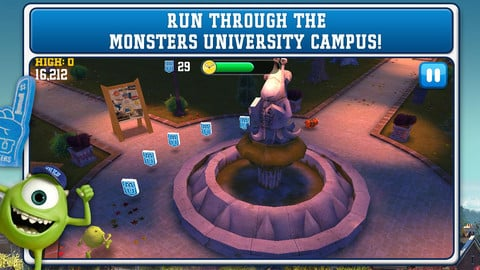 Monsters University: Catch Archie