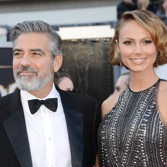 George Clooney and Stacy Keibler Split | Video