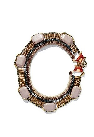 Lizzie Fortunato Jewels Do Right Woman Necklace ($380)