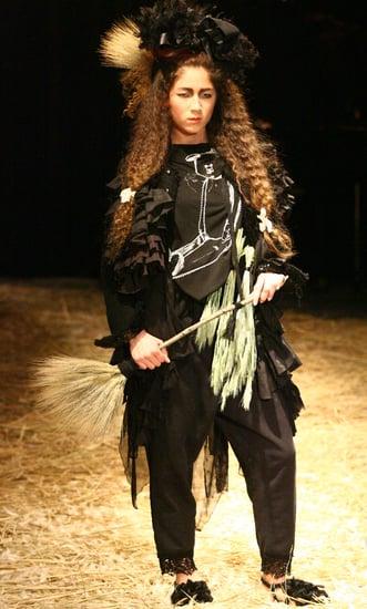 Japan Fashion Week: Fur Fur Fall 2009