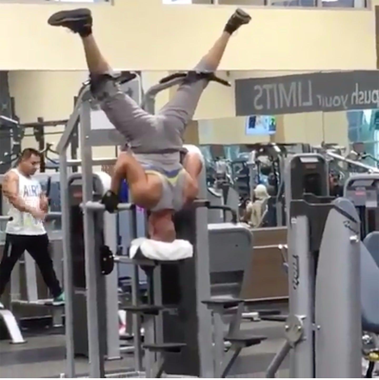 Funny Workout Videos Popsugar Fitness