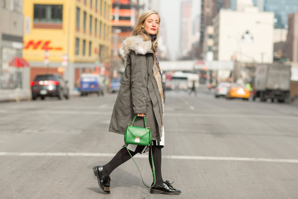 15 Tips For Styling the Puffiest Coat in Your Closet