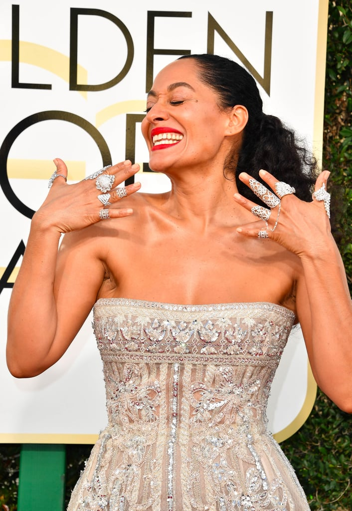 Golden Globes Jewelry 2017