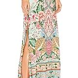 Lotus Maxi Skirt ($160)