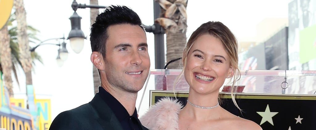 Like Father, Like Daughter: Behati Prinsloo Gives the World a First Look at Baby Gio