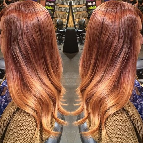 Fall Hair Inspiration