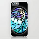 Stained Glass Elsa case ($35)