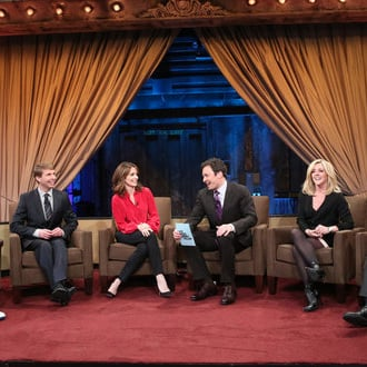 30 Rock Cast on Jimmy Fallon