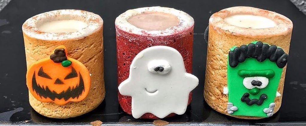 Halloween Milk and Cookie Shots Exist, and We'll Take a Dozen, Please!