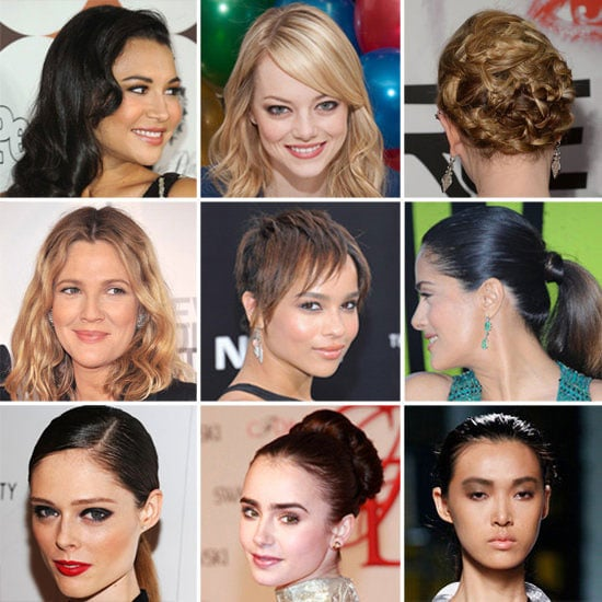Try This Season's Hottest Hair Trends at Home
