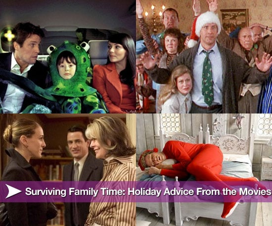 Movie Advice For Family Holiday Survival